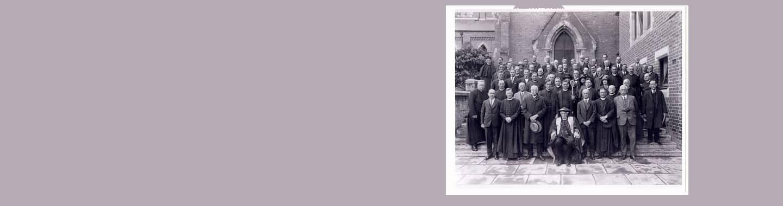 Synod people history hero