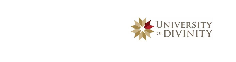University of divinity logo banner