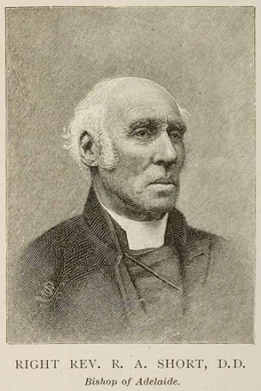 04 Feature History of Anglican Synods IMAGE Bishop Augustus Short