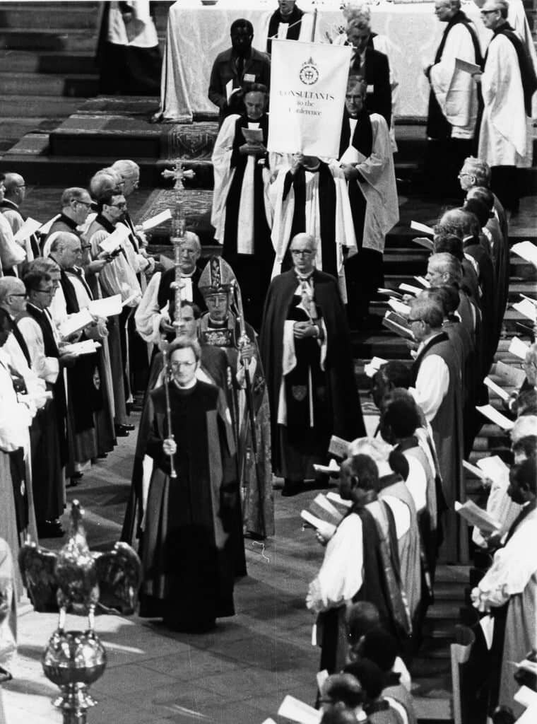 06 Feature Lambeth Conferences I have known IMAGE Lambeth Conference 1978