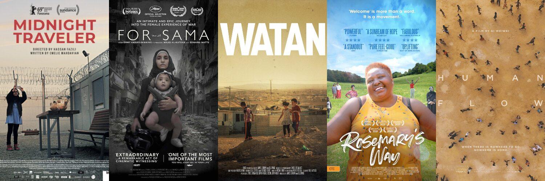 Refugee Week Film Banner
