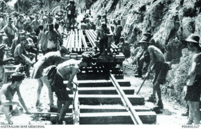 20 Anzac Day on the Burma Railroad 1943 IMAGE