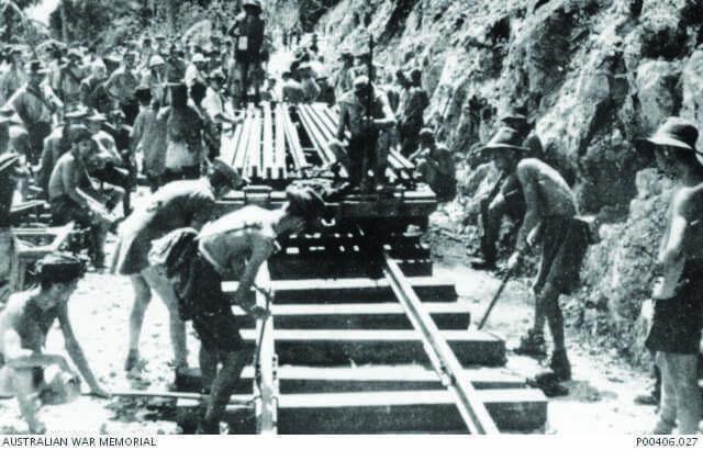 20 Anzac Day on the Burma Railroad 1943 IMAGE