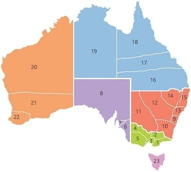Australian Dioceses map thumbnail