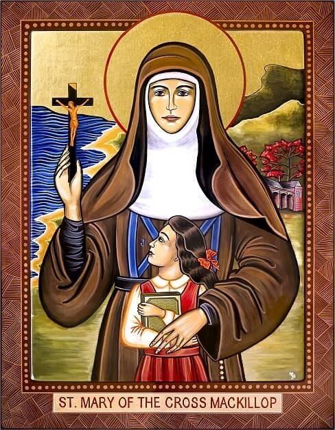 Icons Mary Mac Killop