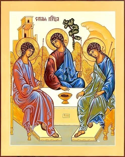 Icons The Holy Trinity