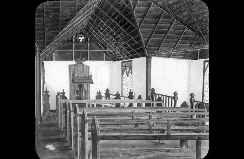 Interior Picton Church 200700017058 1