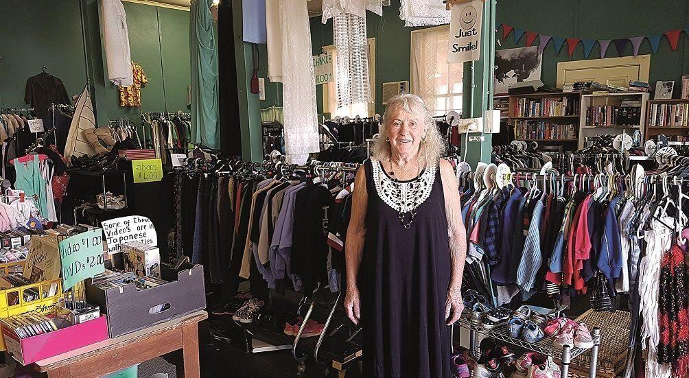 Op Shop Pauline Southern Cross Op Shop small