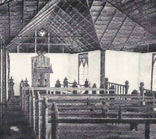 Picton Church Interior