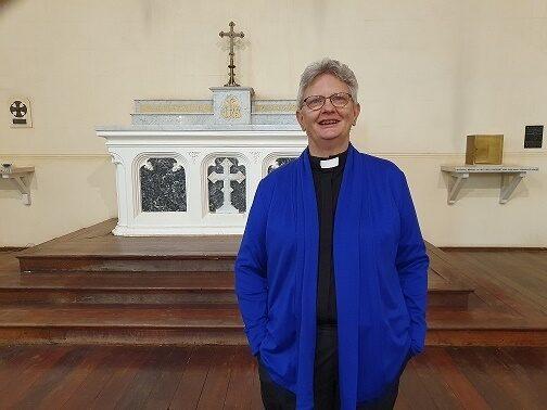 Revd Dr Elizabeth J Smith Anglican Church Kalgoorlie image