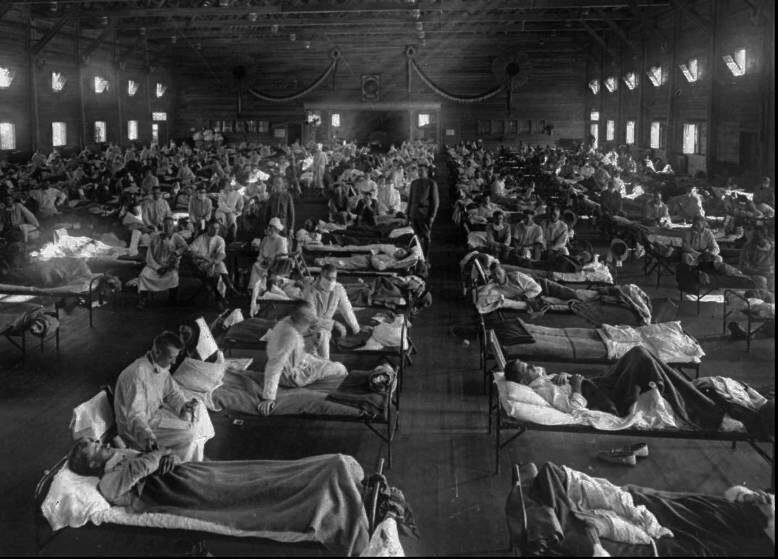 Spanish flu IMAGE