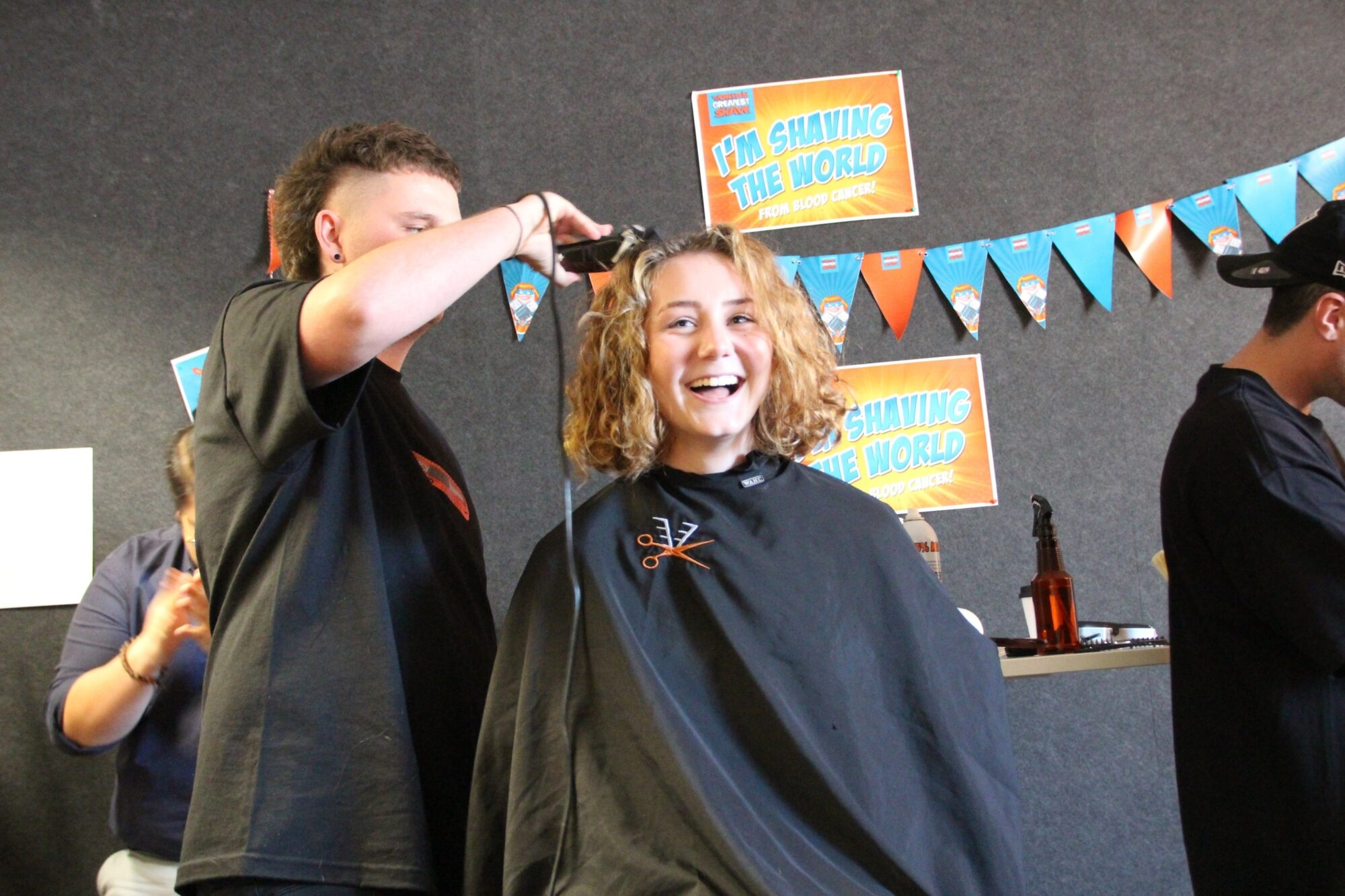 St Georges AGS shave image
