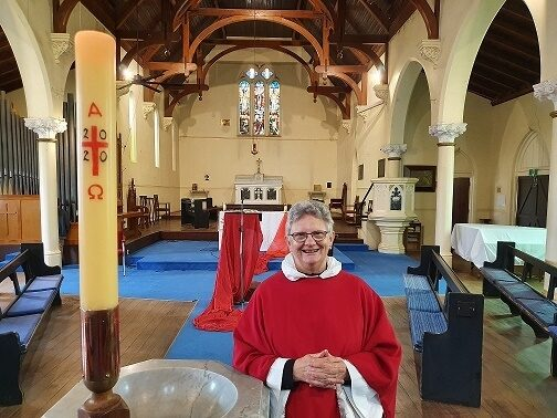 St Johns Anglican Church Kalgoorlie Revd Dr Elizabeth Smith