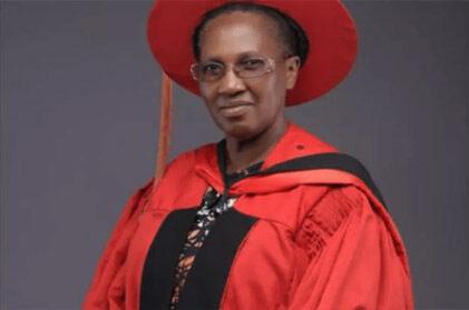The Rev Dr Canon Emily Onyango