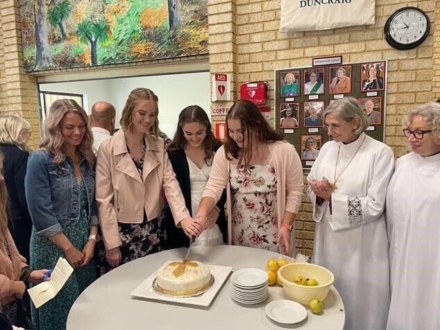 Archbishop carine duncraig June 2021