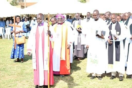 Eldoret clergy
