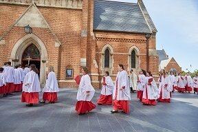 Music choir cathedral thumbnail