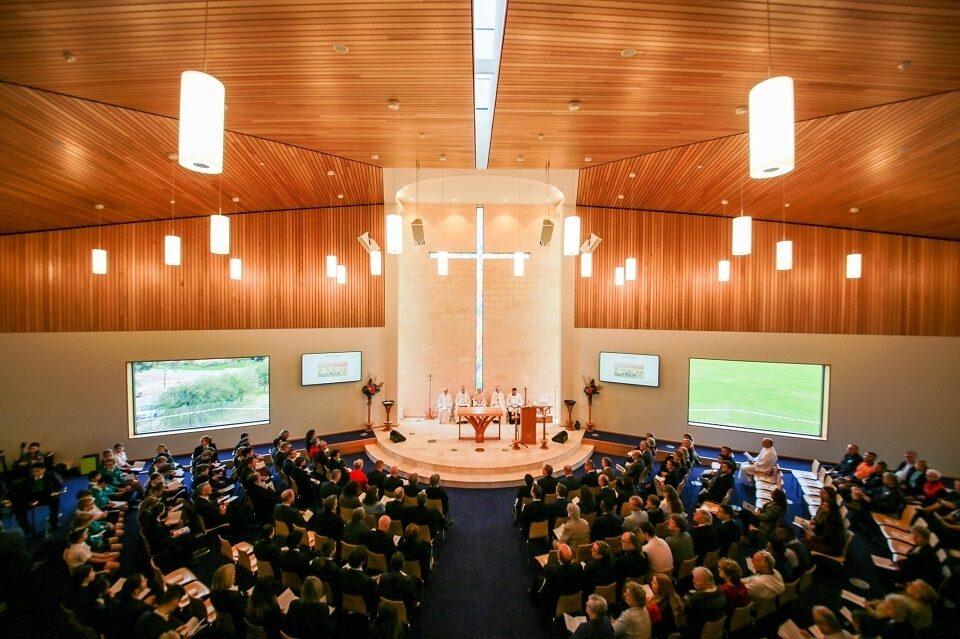 Peter moyes church