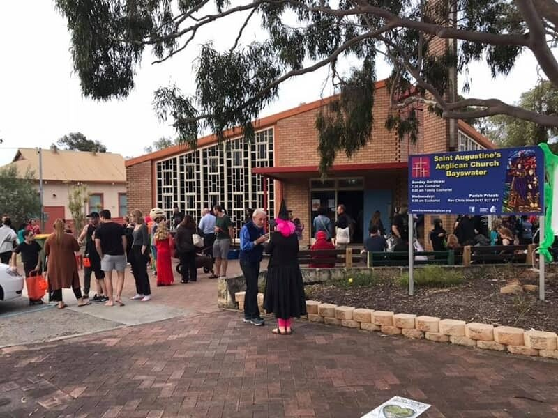 Bayswater Church congregation