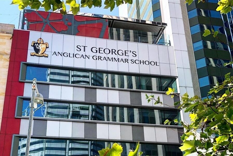 St georges grammar school row3