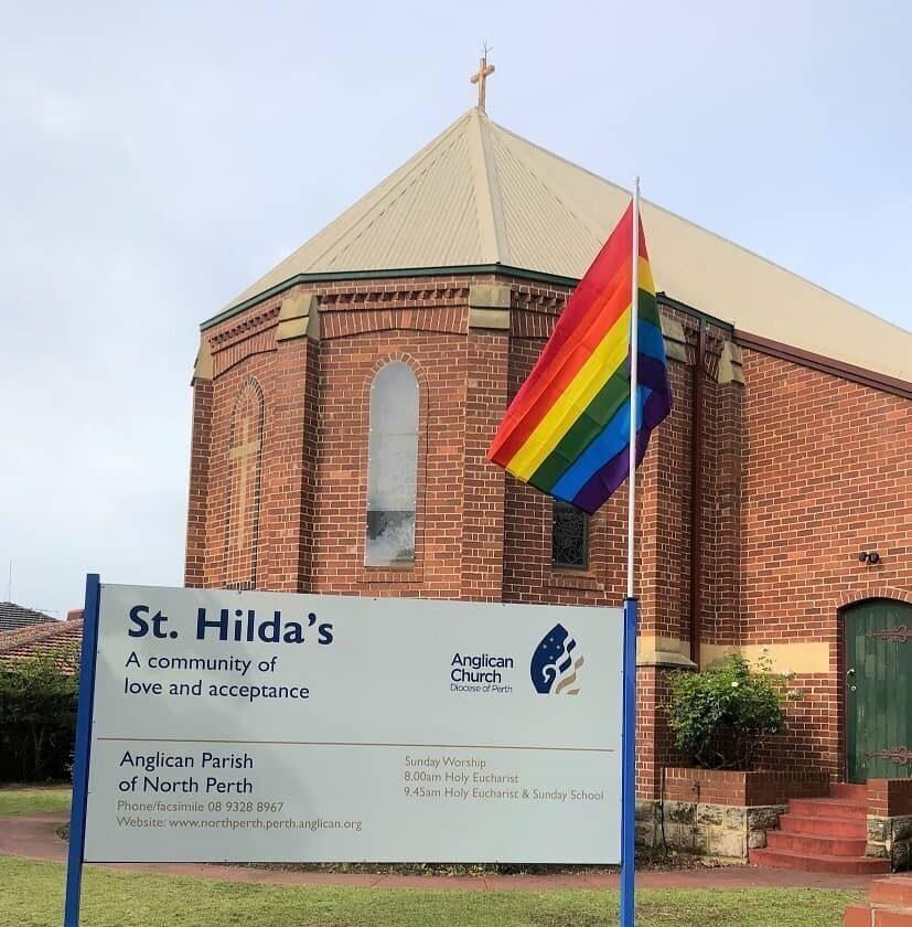 St hilda pridefest
