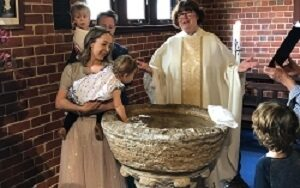 St hildas north perth baptism row 2