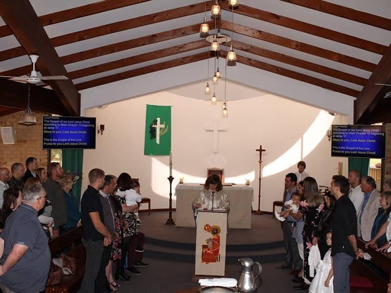 St John Church Service Greenwood row2