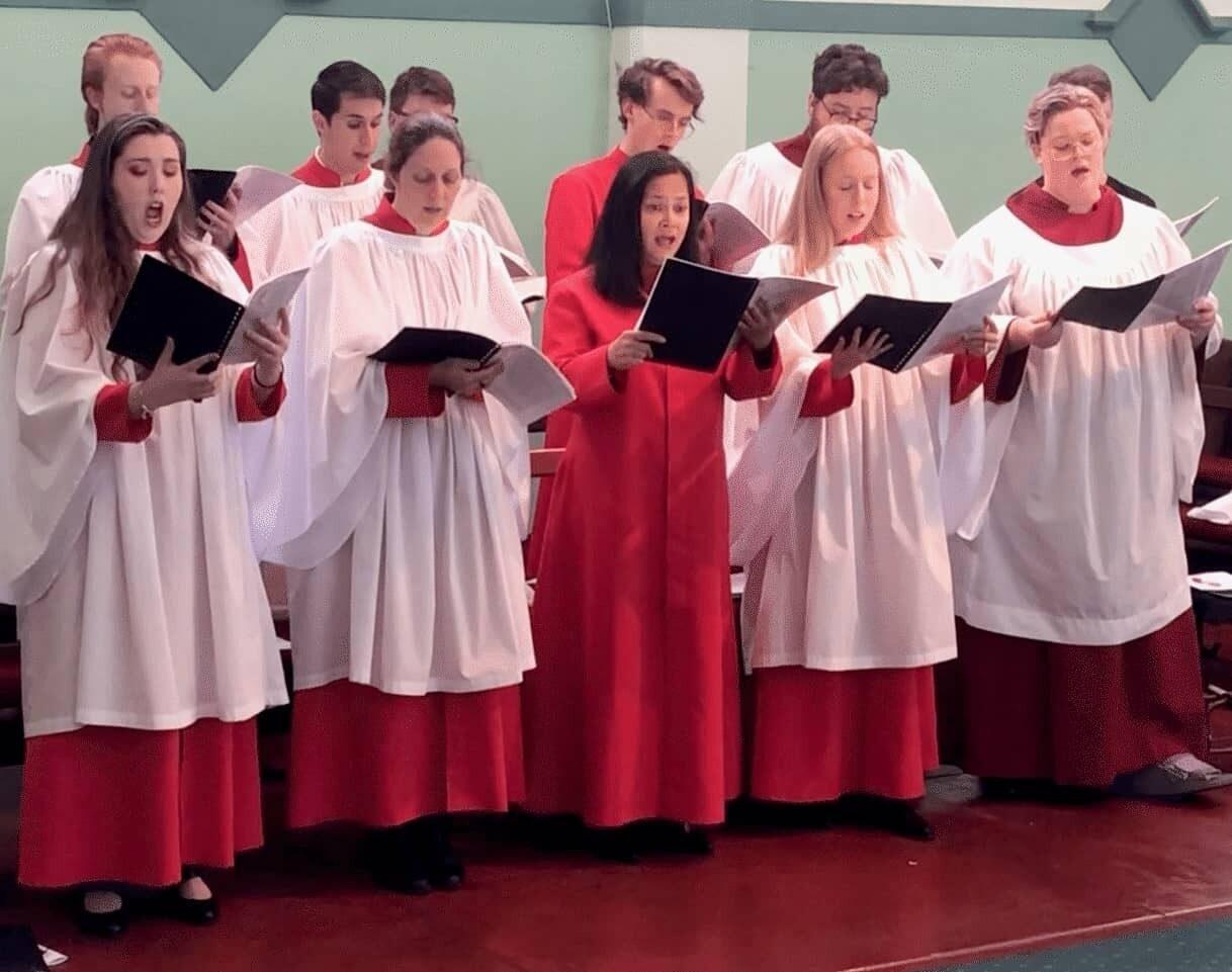 St mary south perth choir