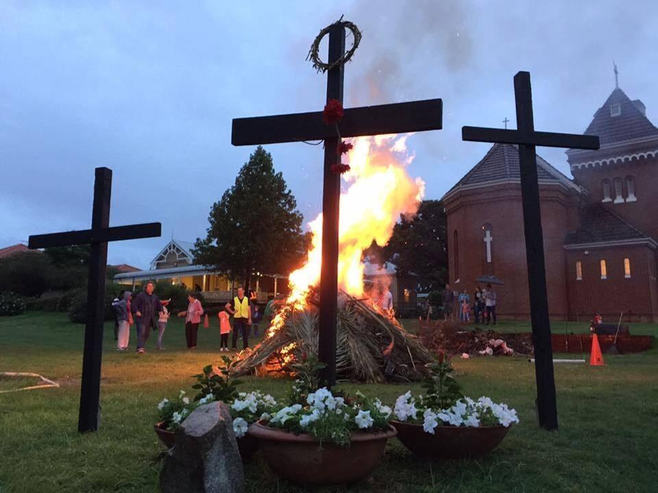St patrick mt lawley bonfire row 4