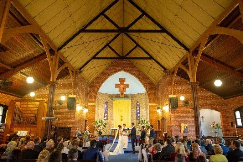 Wedding north perth