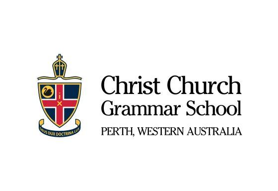 Christ Church Grammar School logo