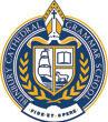 Bunbury Cathedral Grammar school logo