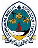Georgiana Molloy Anglican school logo
