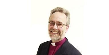 The Right Reverend Jeremy James tssf