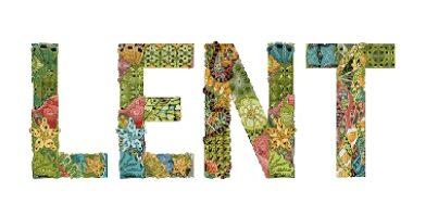 Lent word thumbnail