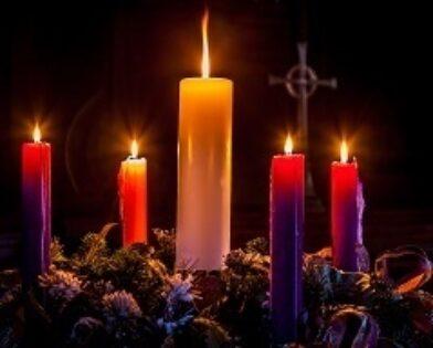 Advent candles thumbnail