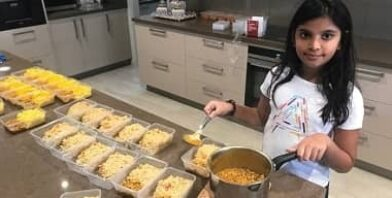 All Saints College positive difference girl cooking thumbnail