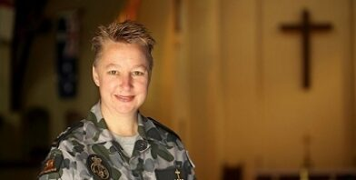 Chaplaincy Navy Kate Lord thumbnail