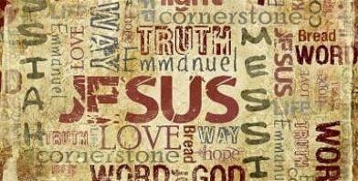 Jesus names on old manuscript thumbnail