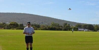 John Wollaston ACS drone thumbnail