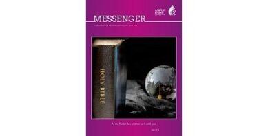 July Messenger 2021 thumbnail
