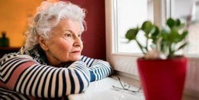 Elderly women loneliness window shutterstock thumbnail