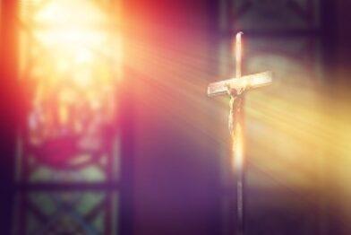 Jesus on cross thumbnail