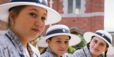 Perth college uniform