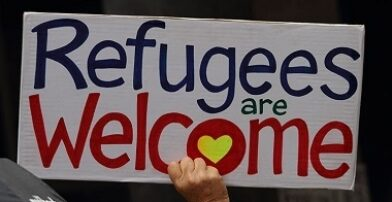 Refugees are welcome thumbnail
