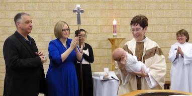 Baptism at Parish of Woodlands-Wembley Downs