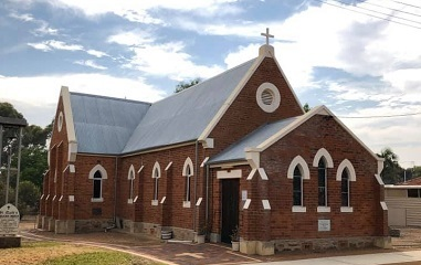 St Mark, Brookton