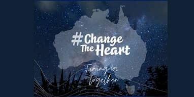 #ChangeTheHeart Prayer Service