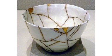Reflection: Being a Kintsugi Pot