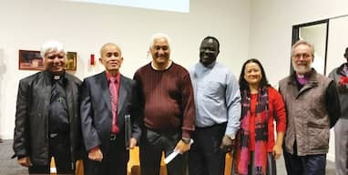 Multicultural Ministries Commission